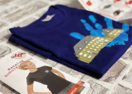 Schul T-Shirts bedrucken lassen