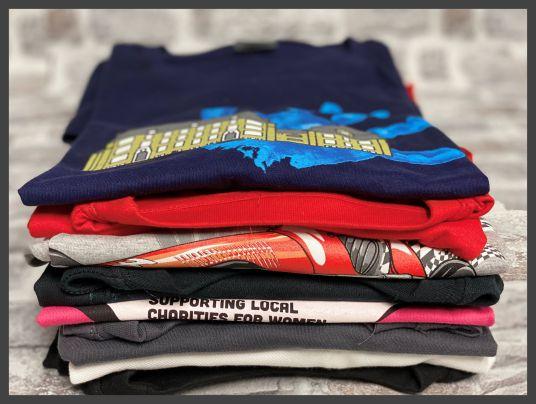 T-Shirt Druck Düsseldorf