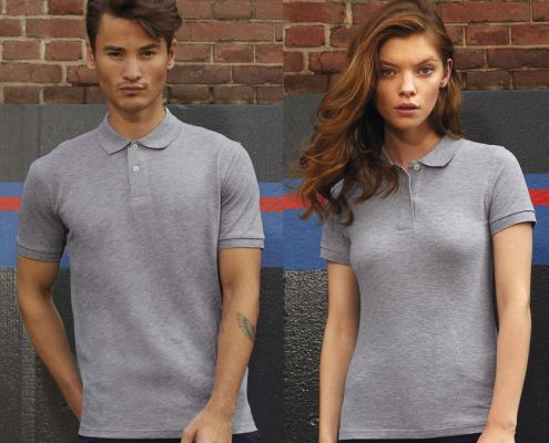 B&C Basic Poloshirt