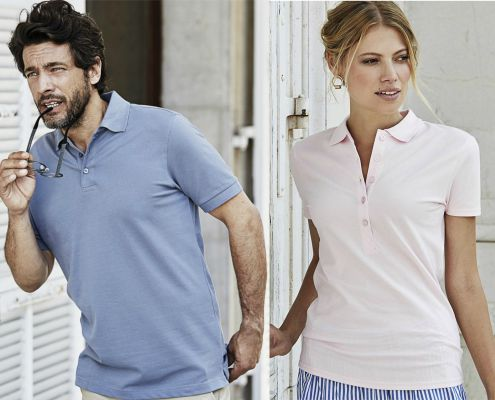 TJ Luxury Poloshirt